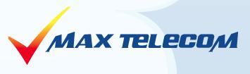 Max Telecom Logo