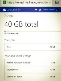 How to get 15GB for your photos and videos in OneDrive
