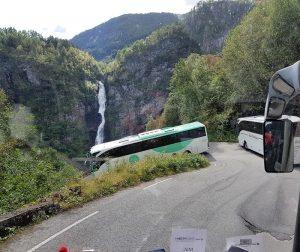 Автобуси при 20%