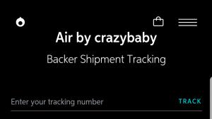 Tracking Snapshot